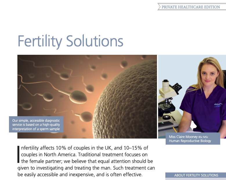 fertility solutions